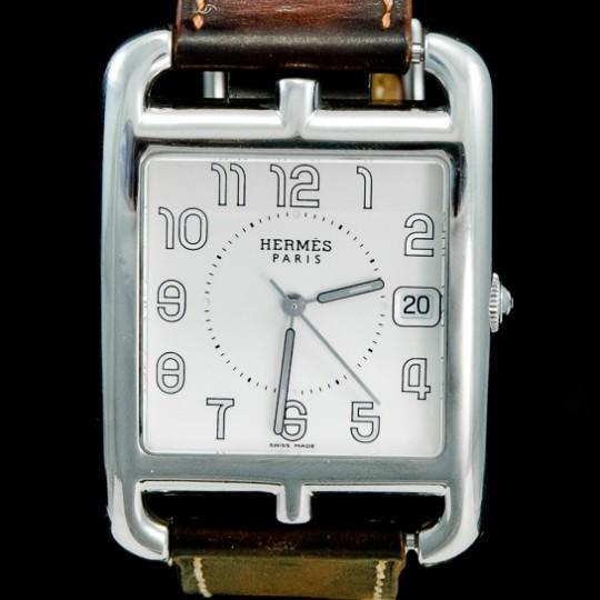 Montre d occasion Hermes   achetez votre montre en ligne - Joaillerie  Royale SPRL 94fe1ab94ea