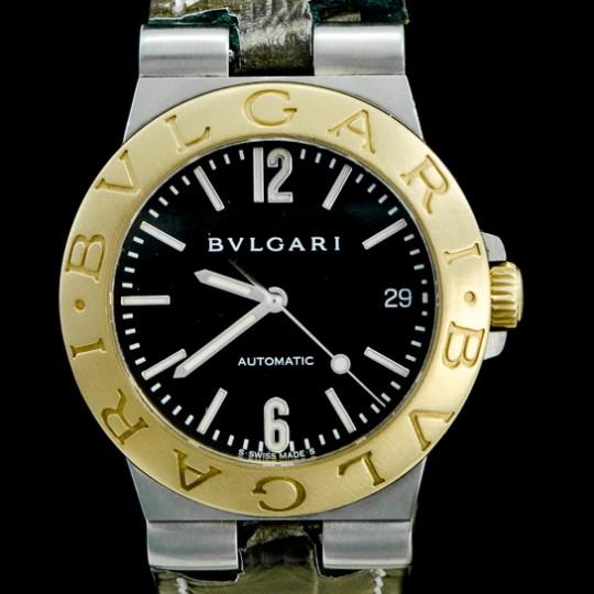 Montre d occasion Bulgari   achetez votre montre de qualité avec ... 7ce3bc6ccea